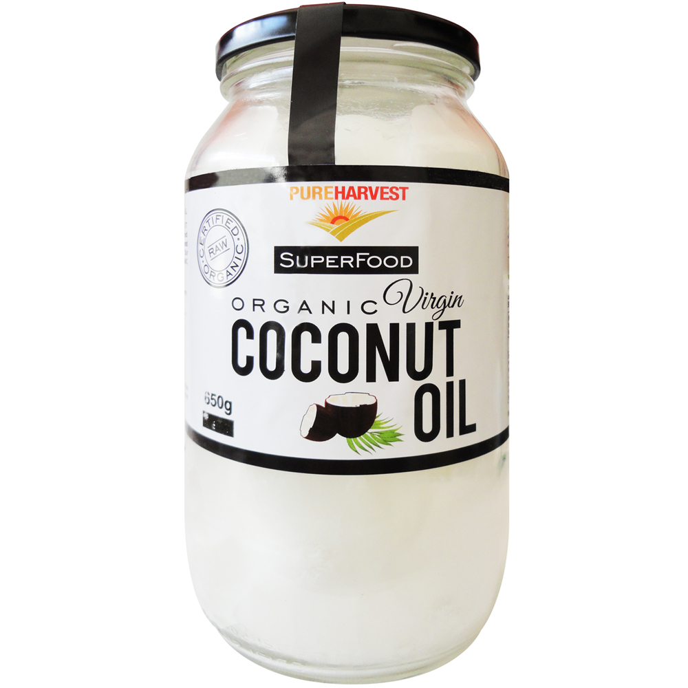 Pure Harvest Coconut Oil Red Hill Fresh