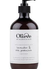 hand body wash PET olieve and olie Red Hill Fresh