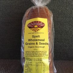 Healthybake Wholemeal Grains Red Hill Fresh
