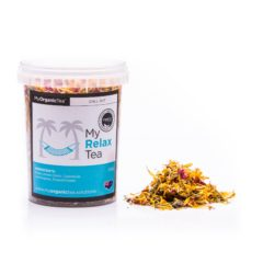 OrganiTea Relax Tea Red Hill Fresh